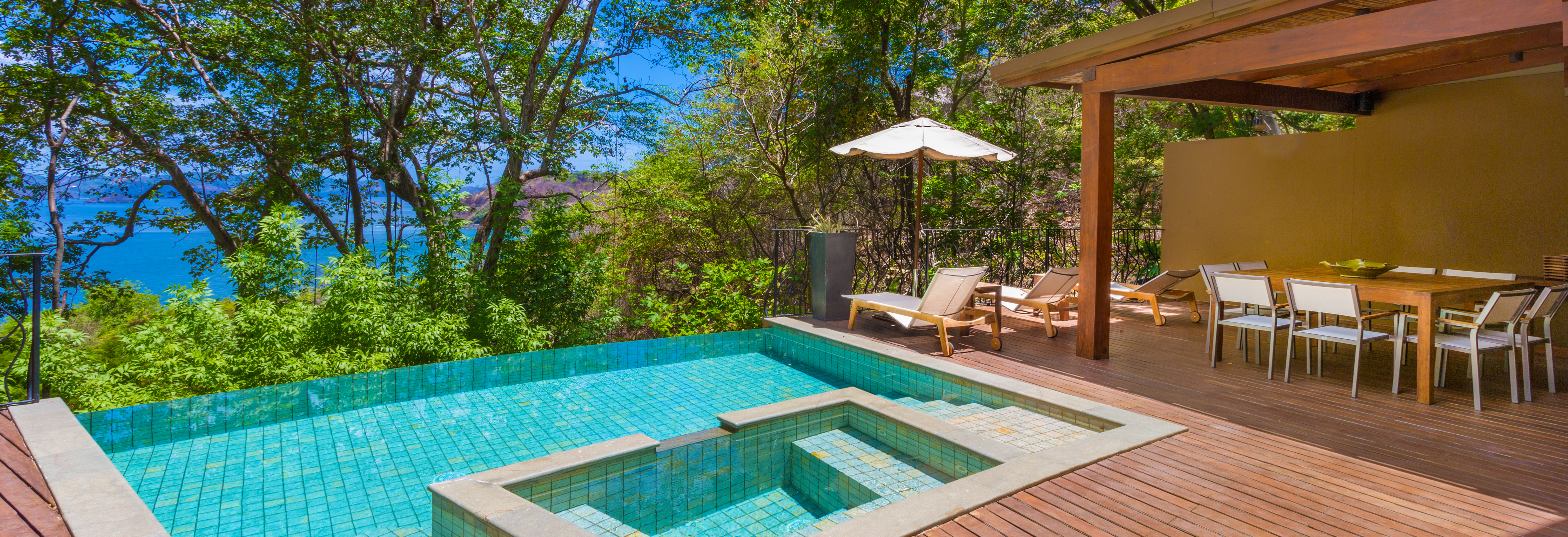 peninsula papagayo costa rica inspirato luxury vacation residences