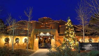 Inn And Spa At Loretto Santa Fe New Mexico