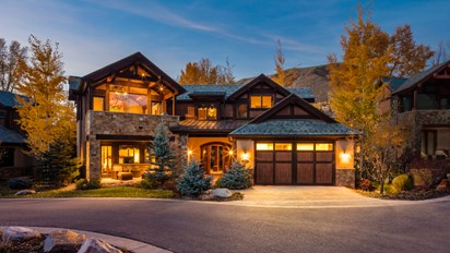 Excellent Luxury Vacation Home In Aspen Colorado Bear Paw Download Free Architecture Designs Ferenbritishbridgeorg