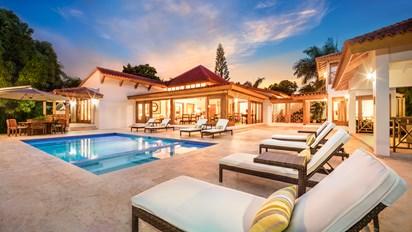 Villa Los Altos Luxury Villa Casa De Campo Inspirato