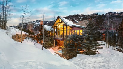 Marvelous Steinway Aspen Colorado Luxury Vacation Home Download Free Architecture Designs Ferenbritishbridgeorg
