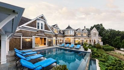 Grand Beach Estate | Lake Michigan Luxury Vacation Home