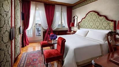 Luxury Lagoon With Balcony Hotel Danieli A Luxury