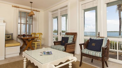 Two Bedroom Cottage Sunset Key Cottages Inspirato Luxury Vacations