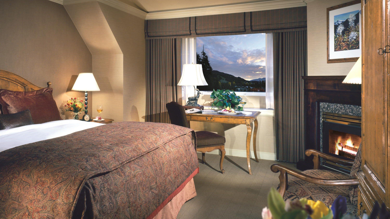 Fairmont Gold One Bedroom Suite Fairmont Chateau